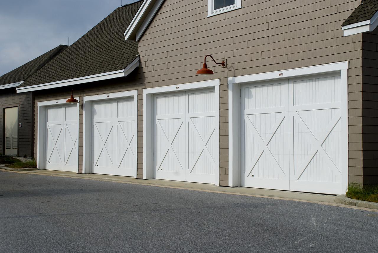 Porte de garage, les différents types d'ouverture