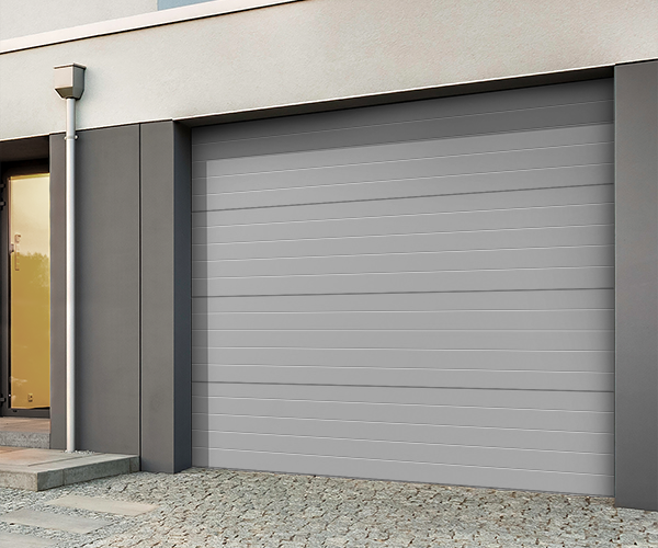 Installation Et Motorisation De Porte De Garage Sectionnelle